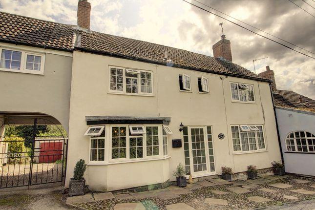 Thumbnail Semi-detached house for sale in York Road, Leavening, Malton