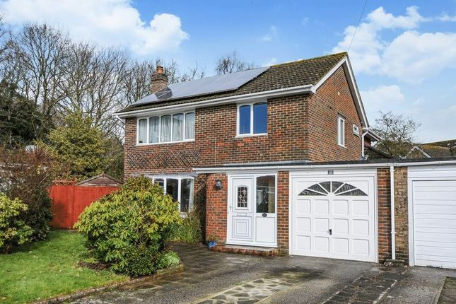 Thumbnail Detached house for sale in Worcester Road, Chichester