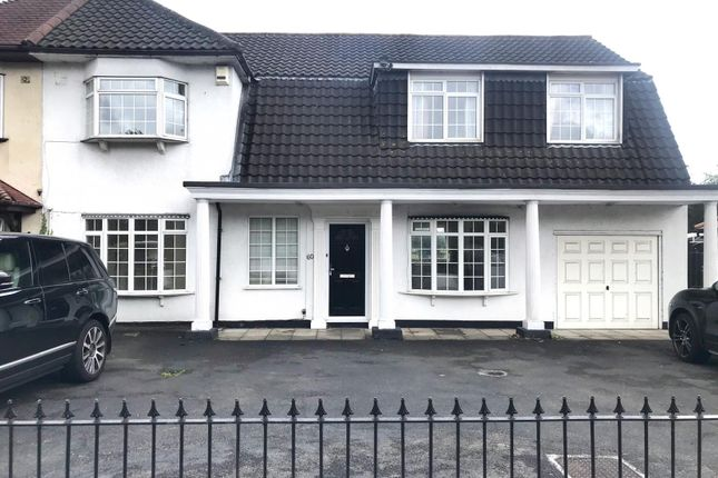 Thumbnail Semi-detached house to rent in Billet Road, Romford