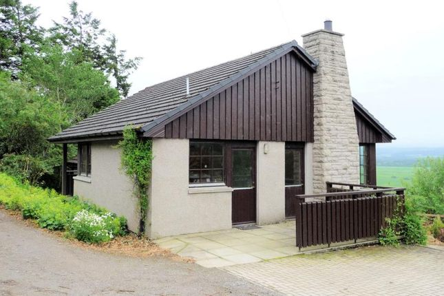 Thumbnail Detached house to rent in Holly Cottage, Lumphanan, Banchory, Aberdeenshire