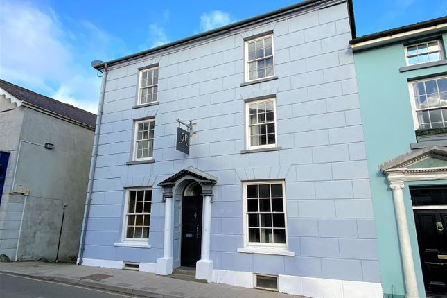 5 bed end terrace house for sale in Main Street, Fishguard SA65