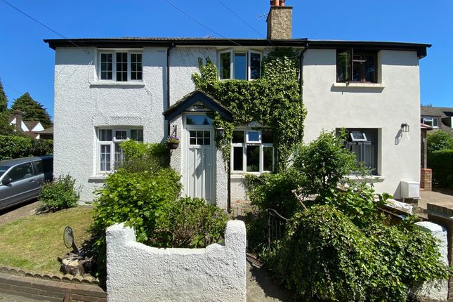 Thumbnail Terraced house for sale in High Road, Chipstead, Coulsdon