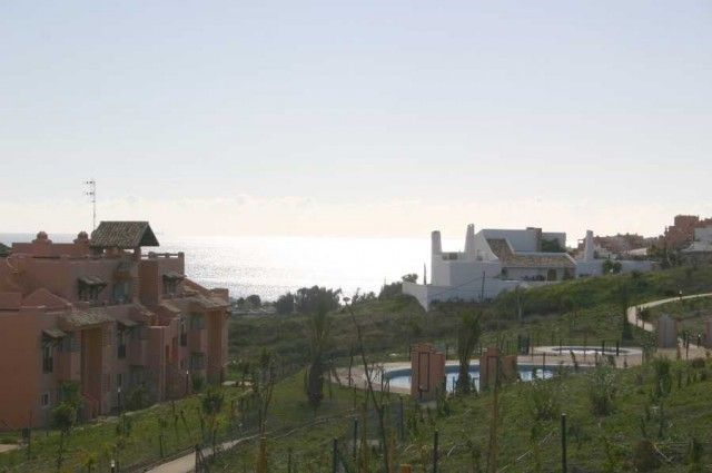 Sea Views From Property