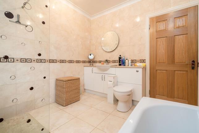 Family Bathroom of Park Close, Coldean, Brighton, East Sussex BN1
