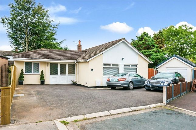 Thumbnail Detached bungalow to rent in East Mead, Aughton, Ormskirk