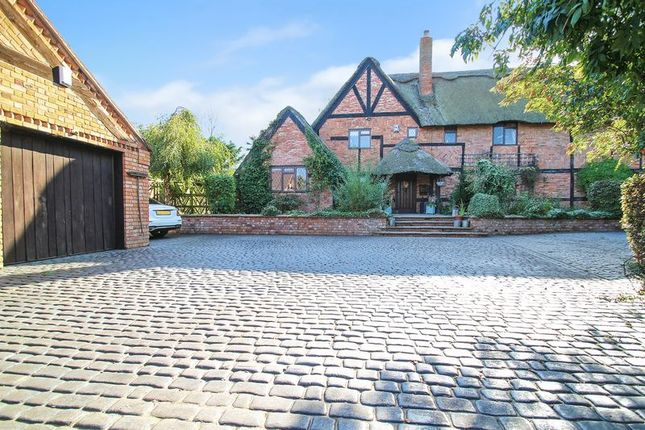 Thumbnail Detached house for sale in Spring Road, Barnacle, Coventry