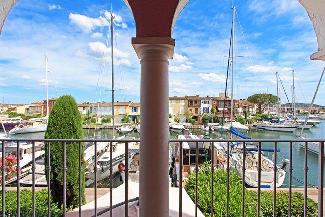 Port Grimaud, Grimaud (Commune), Grimaud, Draguignan, Var, Provence-Alpes-Côte D'azur, France