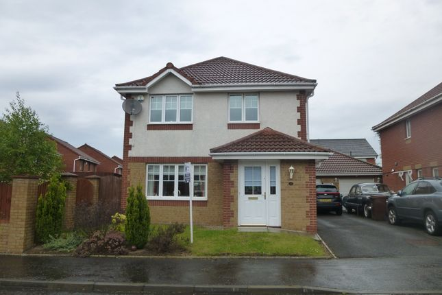 Thumbnail Detached house for sale in Balfron Drive, Coatbridge