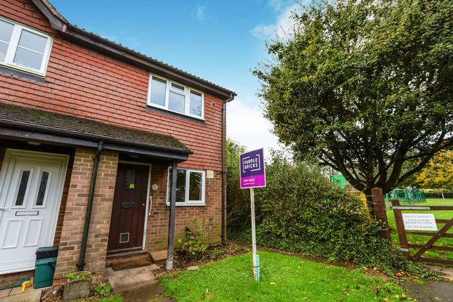 Thumbnail End terrace house for sale in Wedgwoods, Westerham