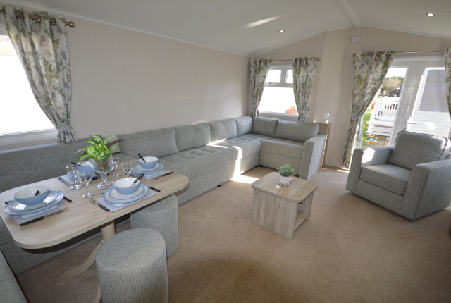 The Outstanding Willerby Skye Captures The Essence Of A Luxury Holiday Lifestyle.