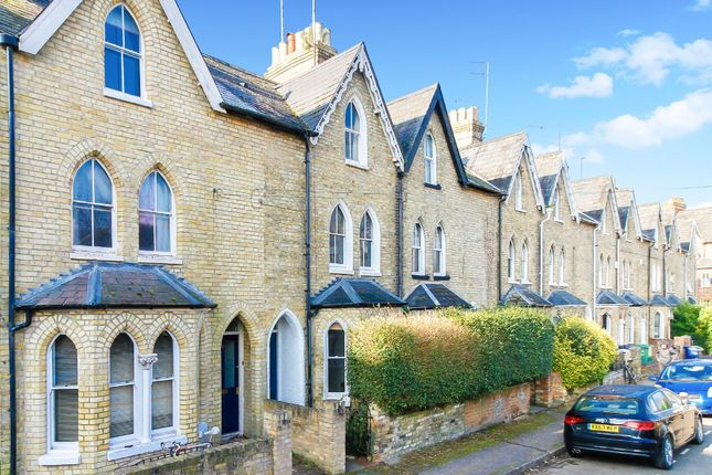 Thumbnail Terraced house to rent in Glebe Street, Oxford