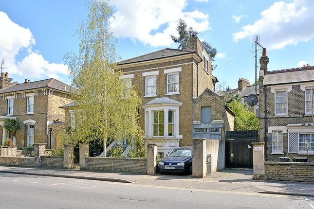 Thumbnail Detached house for sale in Victoria Park Road, London