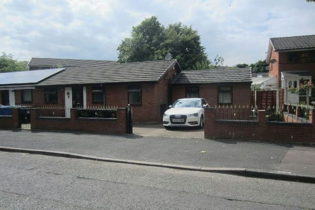 Thumbnail Semi-detached house for sale in Northumberland Road, Old Trafford, Manchester