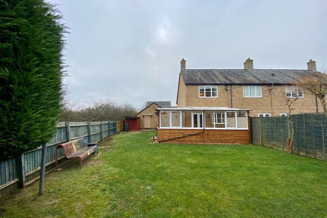 Thumbnail End terrace house for sale in Bluebell Drive, Great Cambourne, Cambridge