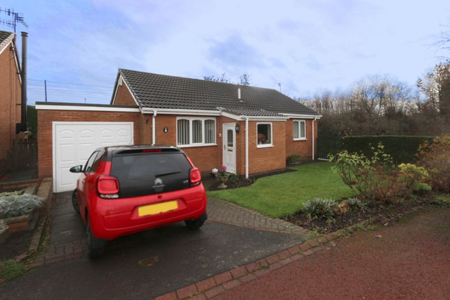 Thumbnail Bungalow for sale in Orchard Close, Morpeth