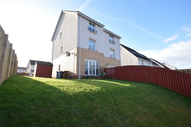 Thumbnail Semi-detached house for sale in Crofton Wynd, Airdrie, North Lanarkshire