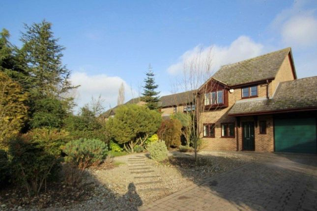 4 bed link-detached house for sale in Kings Meadow, Kings Langley WD4