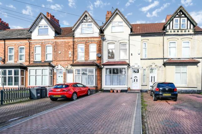 Thumbnail Semi-detached house for sale in Arthur Road, Erdington, Birmingham, West Midlands
