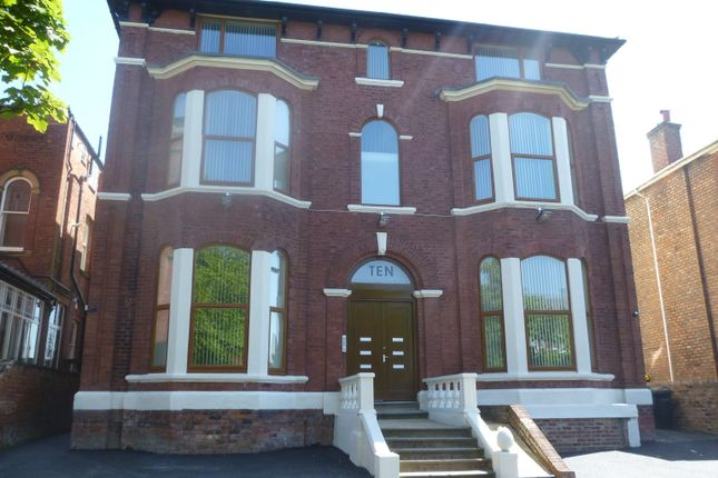 Thumbnail Flat to rent in Albert Road, Southport