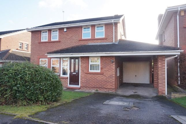 Thumbnail Detached house for sale in Greenacres, Walmley, Sutton Coldfield