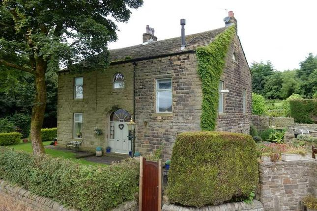 Thumbnail Farm for sale in Higher Old Clough Farm, Off Burnley Road, Weir