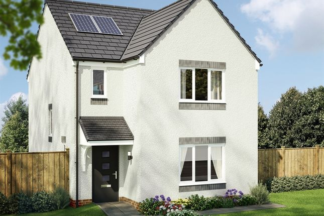 """Thumbnail Semi-detached house for sale in """"The Elgin"""" at Glenboig Road, Gartcosh, Glasgow"""
