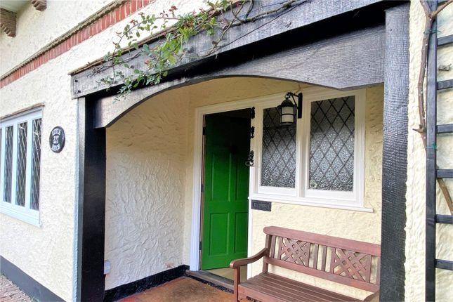 Porch of Sycamore Road, Farnborough, Hampshire GU14