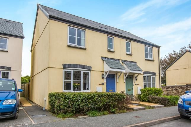 3 Bed Semi Detached House For Sale In Camelford Cornwall