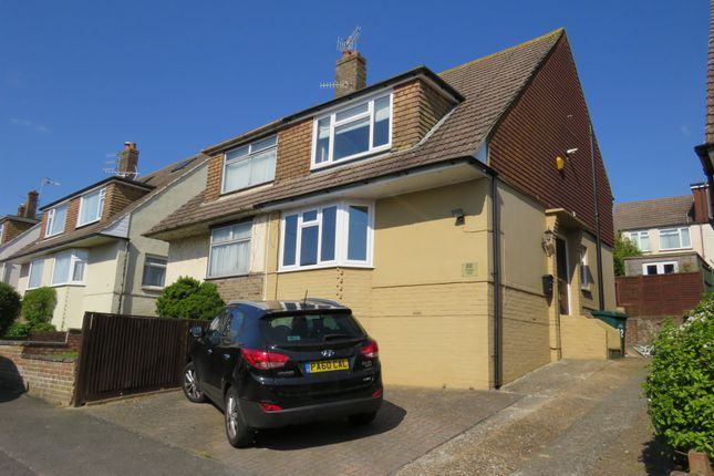 Thumbnail Property for sale in Truleigh Drive, Portslade, Brighton