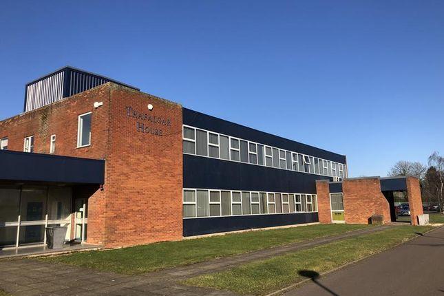 Office to let in Offices Suites At Trafalgar House, Trafalgar Business Park, Dereham, Norfolk