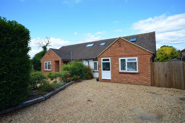 Thumbnail Semi-detached bungalow for sale in Sturt Road, Frimley Green, Surrey