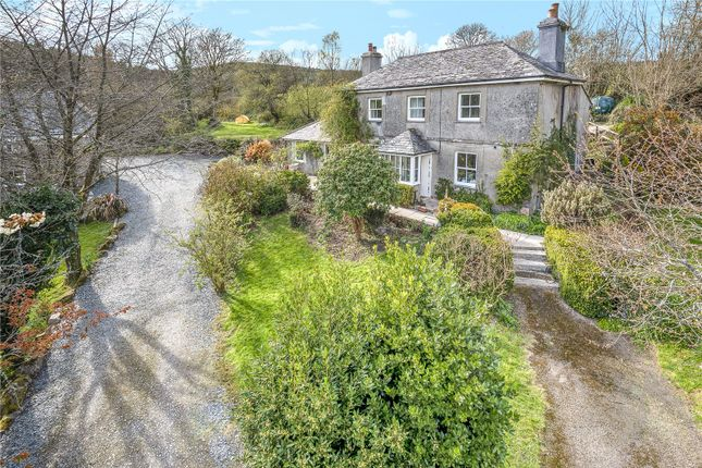 Thumbnail Land for sale in North Hill, Launceston, Cornwall