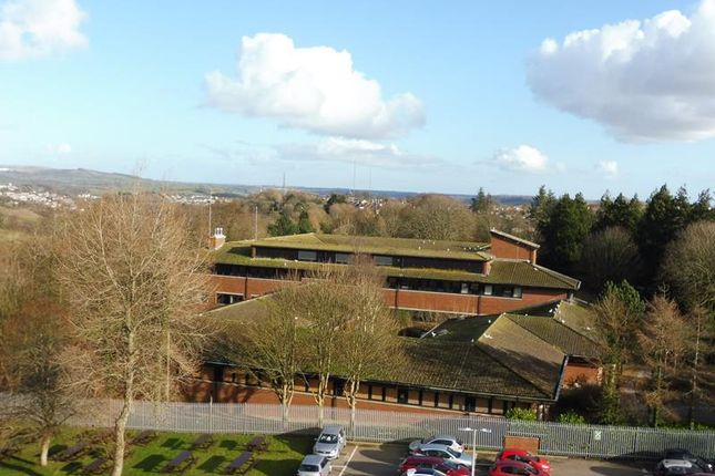 Thumbnail Office to let in Crownhill Court, Tailyour Road, Crownhill, Plymouth, Devon