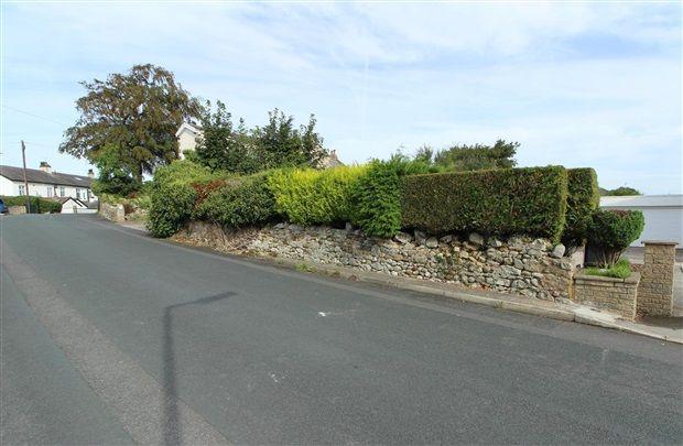 Entrance of Crag Bank Road, Carnforth LA5