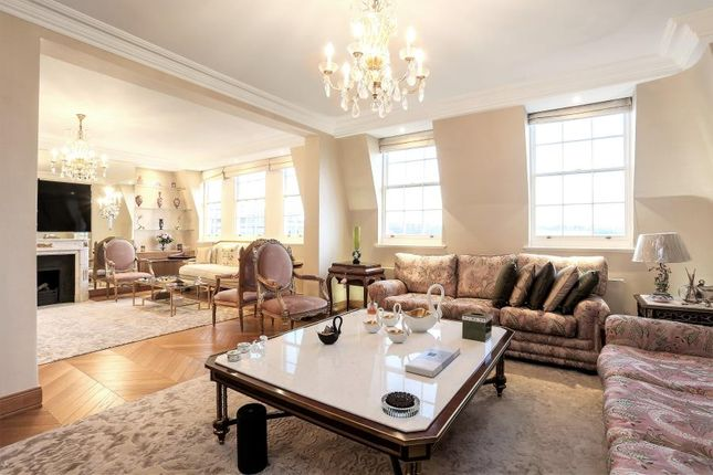 Thumbnail Flat for sale in St Mary Abbots Court, Kensington