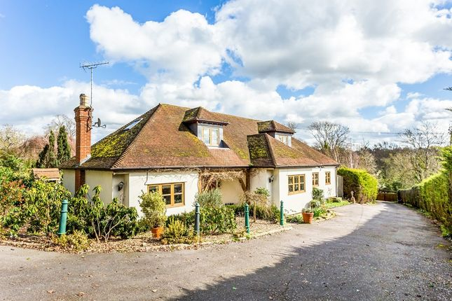 Thumbnail Detached house for sale in Hoe Lane, Lambourne End, Romford