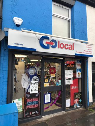 Thumbnail Retail premises for sale in Hurdsfield Road, Macclesfield