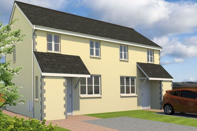 Thumbnail Semi-detached house for sale in New Road, Bream, Lydney