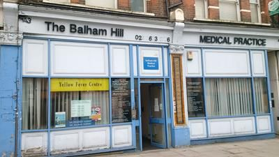 Thumbnail Commercial property to let in 143-145, Balham Hill, London