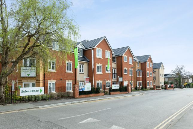 Thumbnail Flat for sale in Churchfield Road, Walton-On-Thames