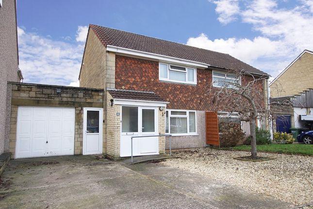 Thumbnail Semi-detached house for sale in The Ridings, Coalpit Heath, Bristol