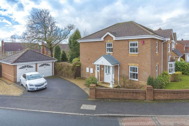 Thumbnail Detached house for sale in Collett Way, Priorslee, Telford, Shropshire