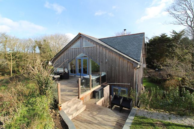 Thumbnail Detached house for sale in Carwynnen, Camborne