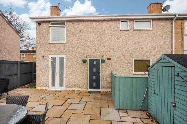 Thumbnail End terrace house for sale in St. Aidans Walk, Newton Aycliffe