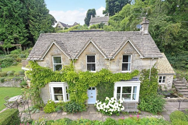 Thumbnail Detached house to rent in The Firs, Far Wells Road, Bisley, Stroud, Gloucestershire