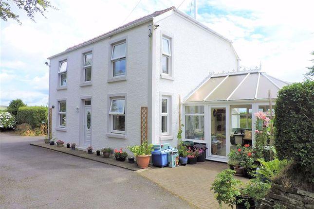 Thumbnail Detached house for sale in Efailwen, Clynderwen, Carmarthenshire