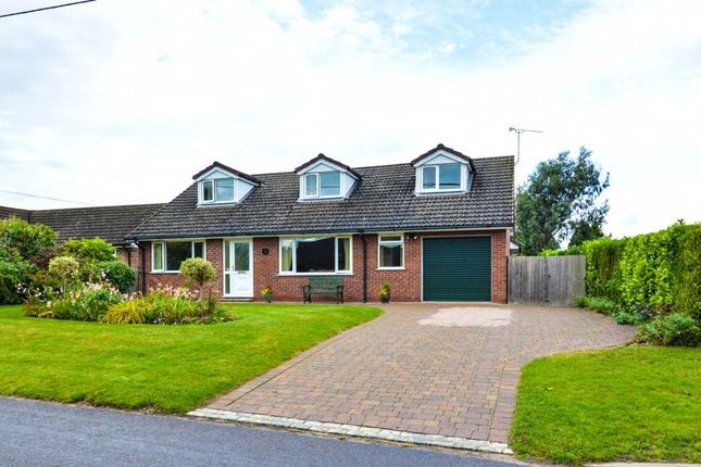 Thumbnail Bungalow for sale in Windmill Lane, Buerton, Crewe