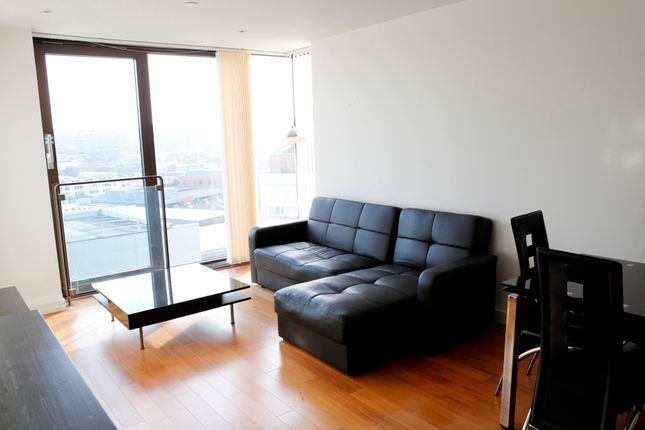 Thumbnail Flat for sale in City Loft, St Pauls Apartments, Sheffield