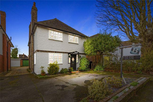 Thumbnail Detached house for sale in Squirrels Heath Avenue, Gidea Park