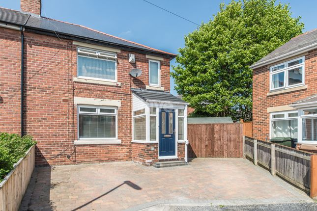 2 bed semi-detached house for sale in Mills Gardens, Wallsend, Tyne And Wear
